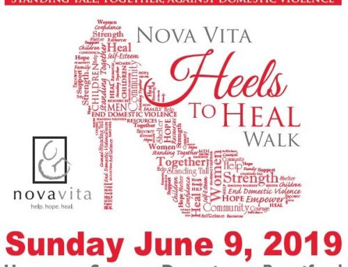 Will you walk with us on Sunday June 9th?