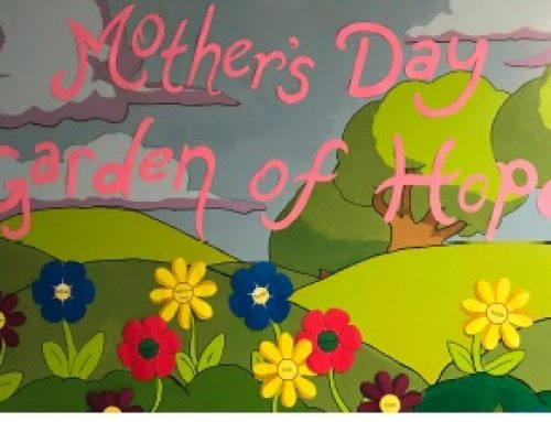 This Mother's Day, Help Us Grow Our Garden Of Hope