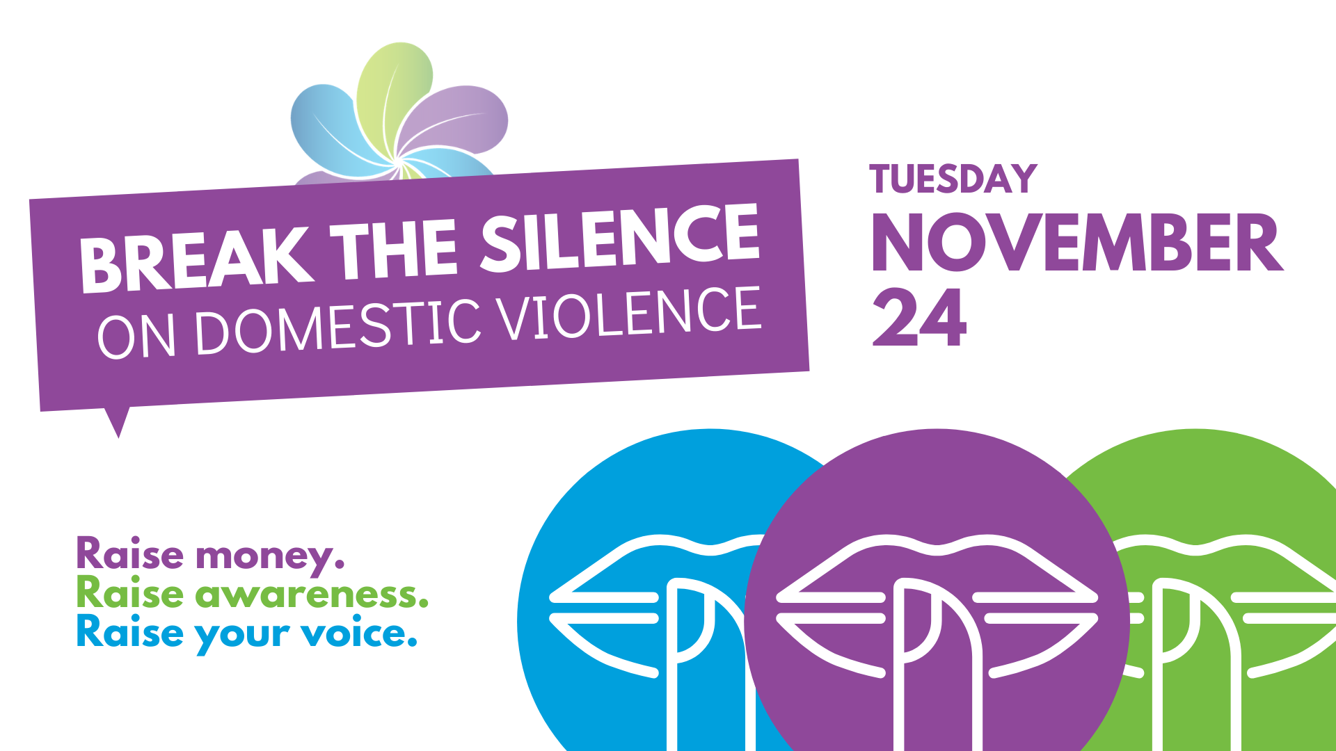 Break The Silence on Domestic Violence