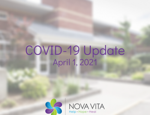 Nova Vita COVID-19 Update